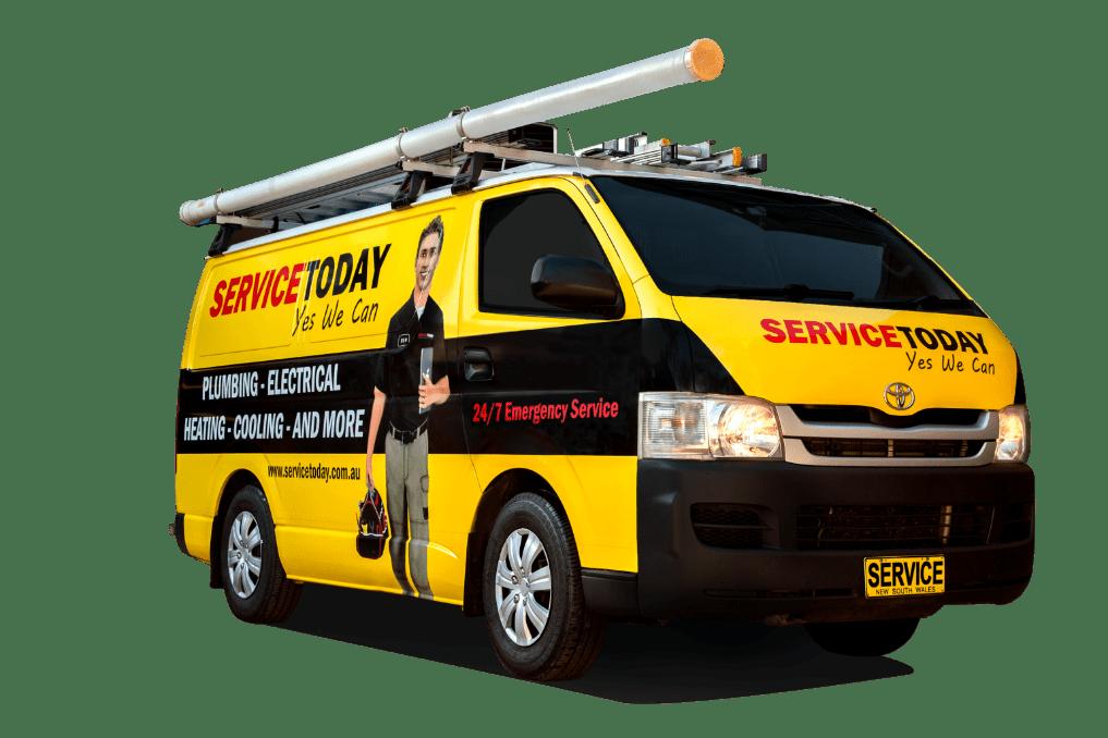 Service Today Van