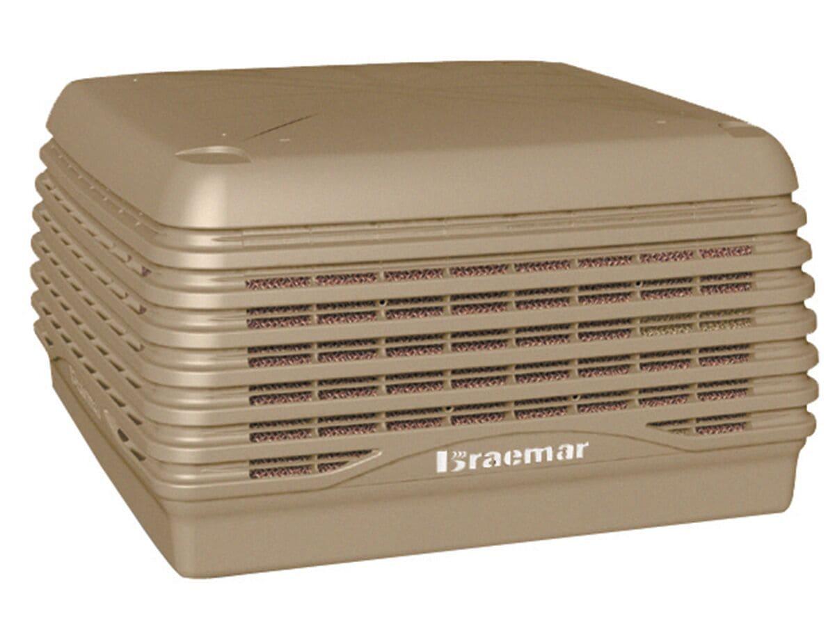 Braemar 10.2 KW Evaporative Cooler System Air Conditioner