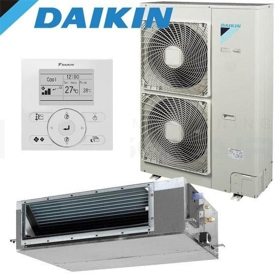 Daikin 14kW Standard Inverted Ducted System Air Conditioner