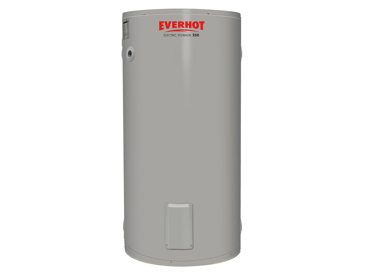 Everhot 250L Electric Storage Hot Water System