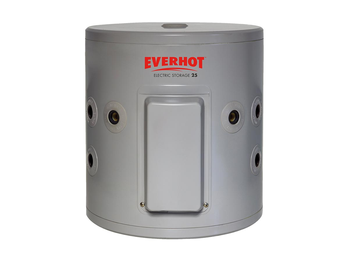 Everhot 25L Electric Storage Hot Water System