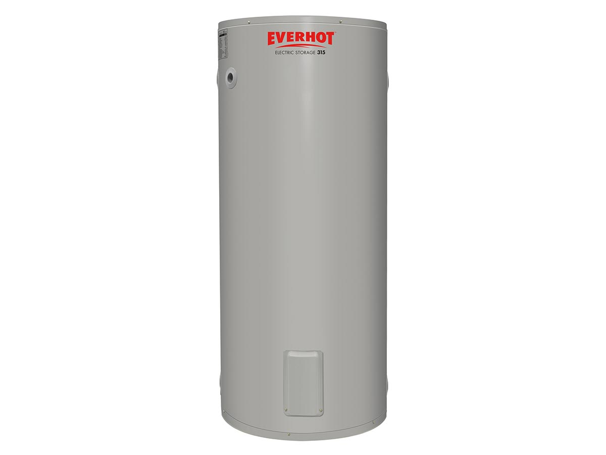 Everhot 315L Electric Storage  Hot Water System