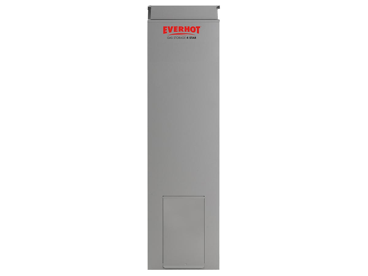 Everhot 4 Star 135L Gas Storage Hot Water System