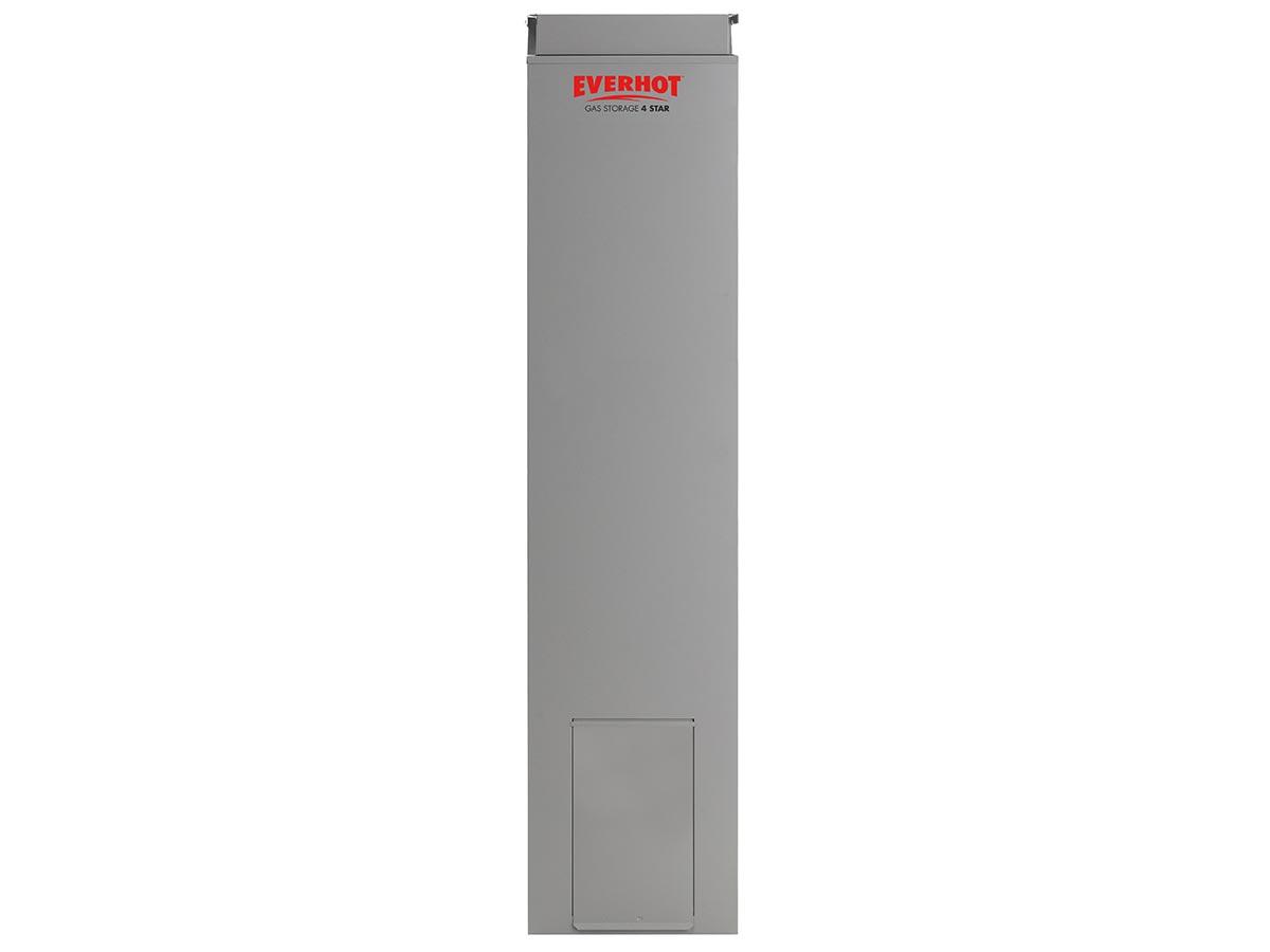Everhot 4 Star 170L Gas Storage Hot Water System