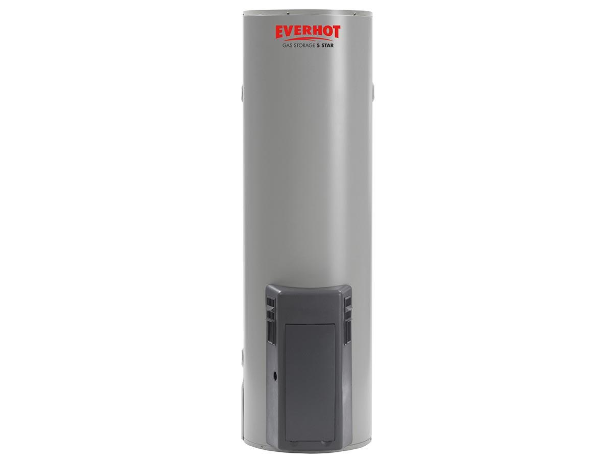 Everhot 5 Star 130L Gas Storage Hot Water System