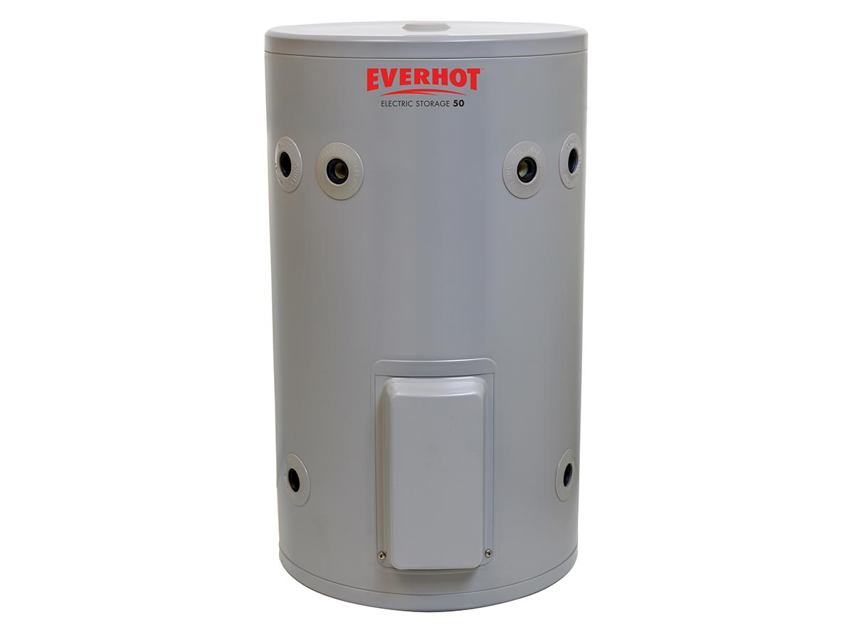 Everhot 50L Electric Storage Hot Water System