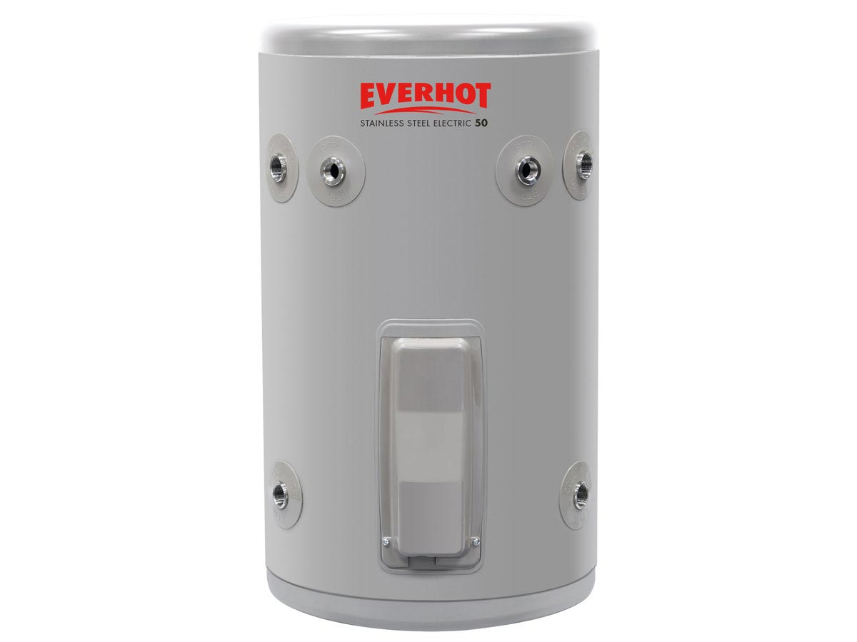 Everhot 50L Stainless Steel Electric Water Heater
