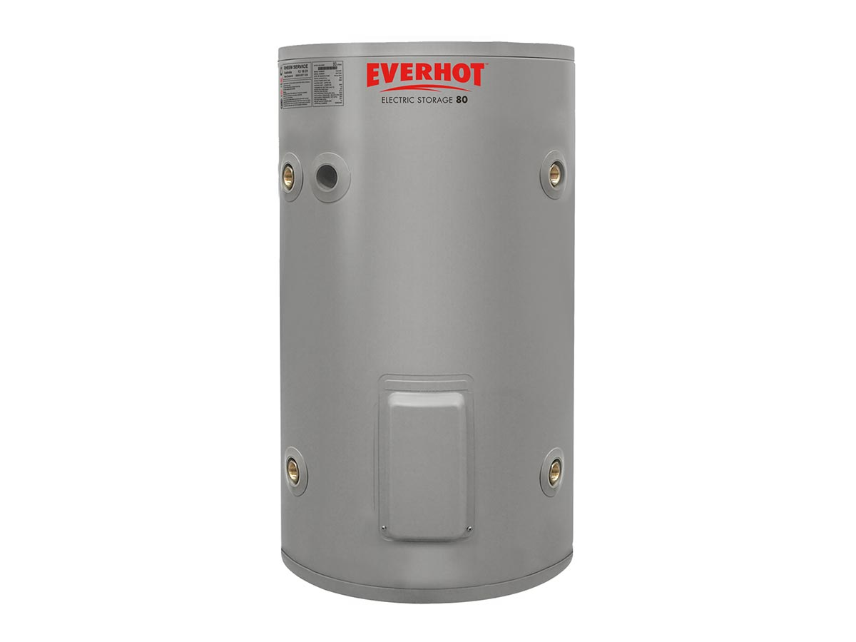 Everhot 80L Electric Storage Water Heater