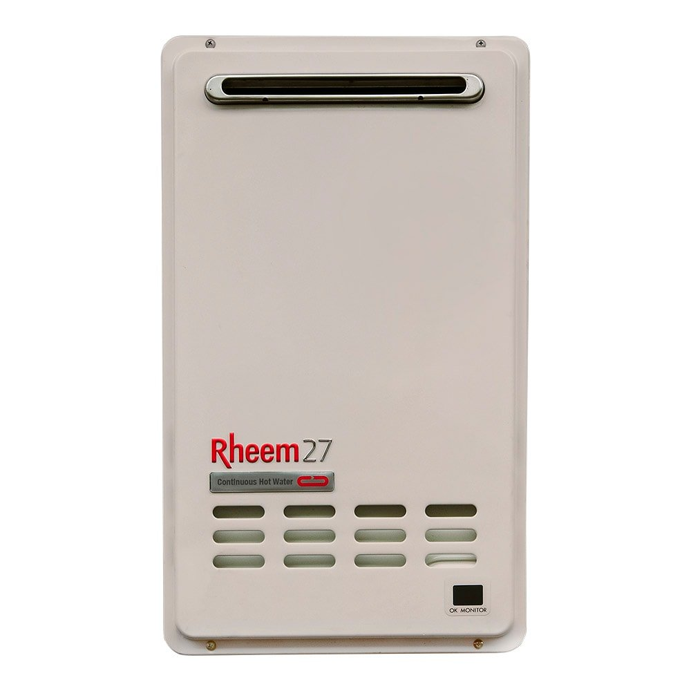 Rheem 27L Gas Continuous Flow Hot Water System