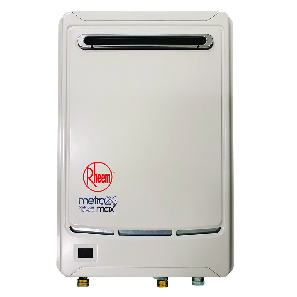 Rheem Metro 26L Gas Continuous Flow Hot Water System