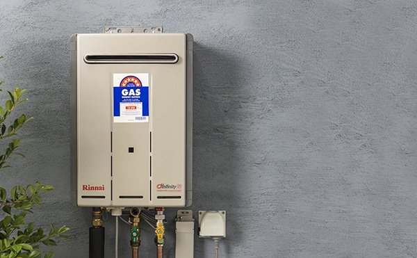 Rinnai Infinity 26 Touch Hot Water System