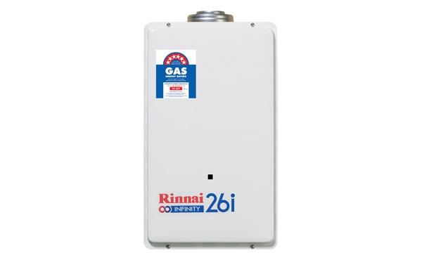 Rinnai Infinity 26i Hot Water System
