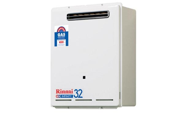 Rinnai Infinity 32 Hot Water System