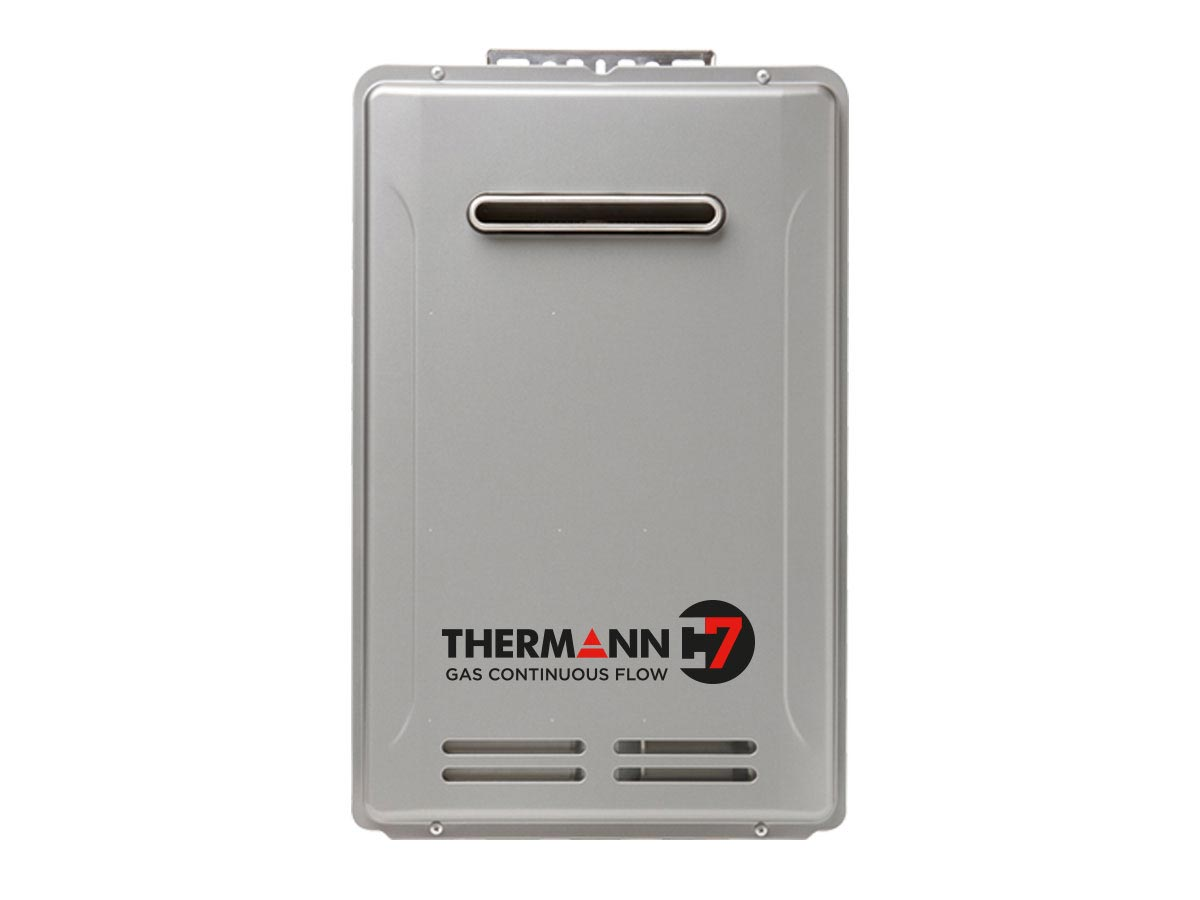 Thermann C7 Gas Continuous Flow Hot Water System