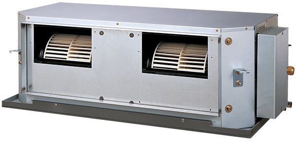 Fujitsu High Static 12.5kW Single Phase Ducted System Air Conditioner
