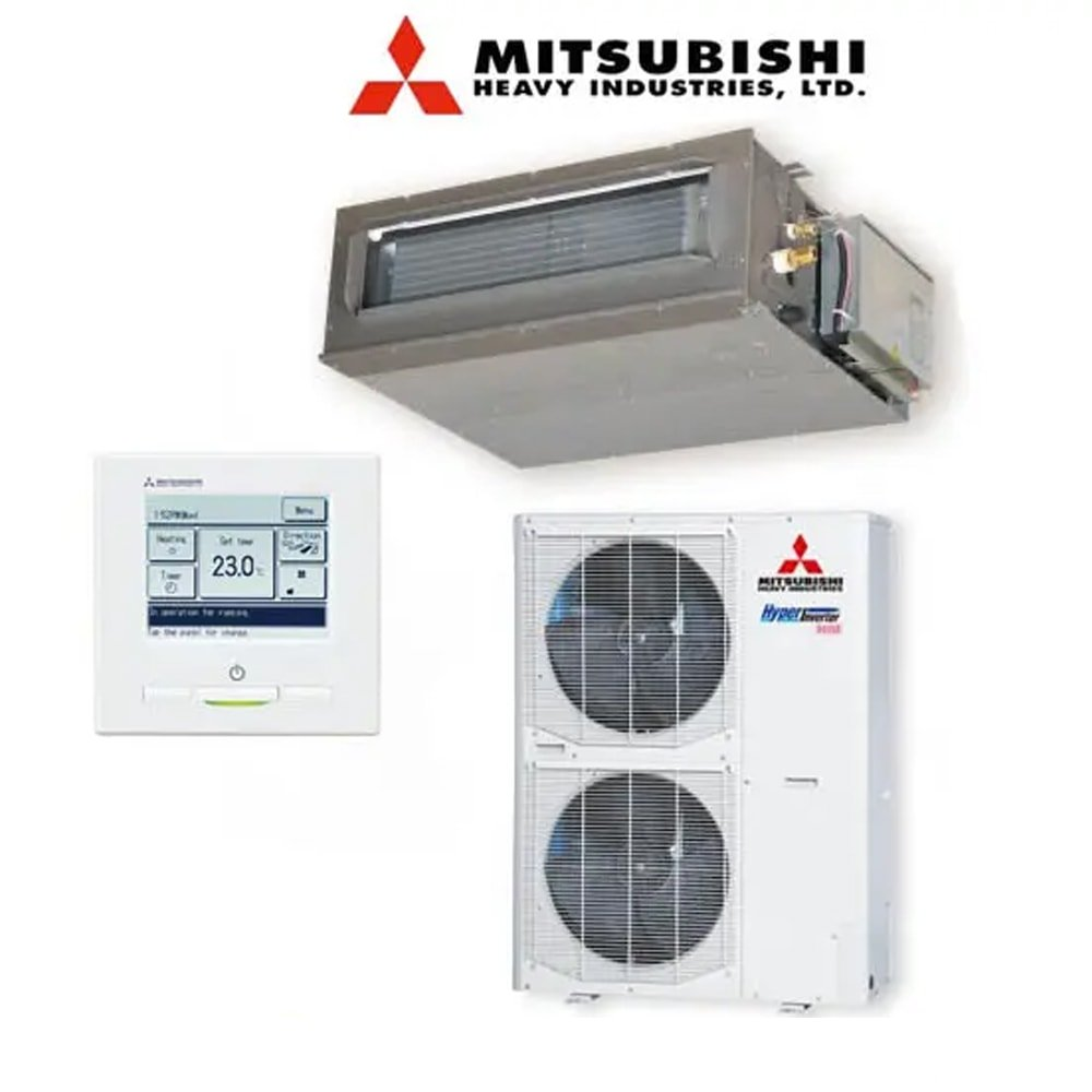 Mitsubishi 14kW Heavy Industries Ducted System Air Conditioner