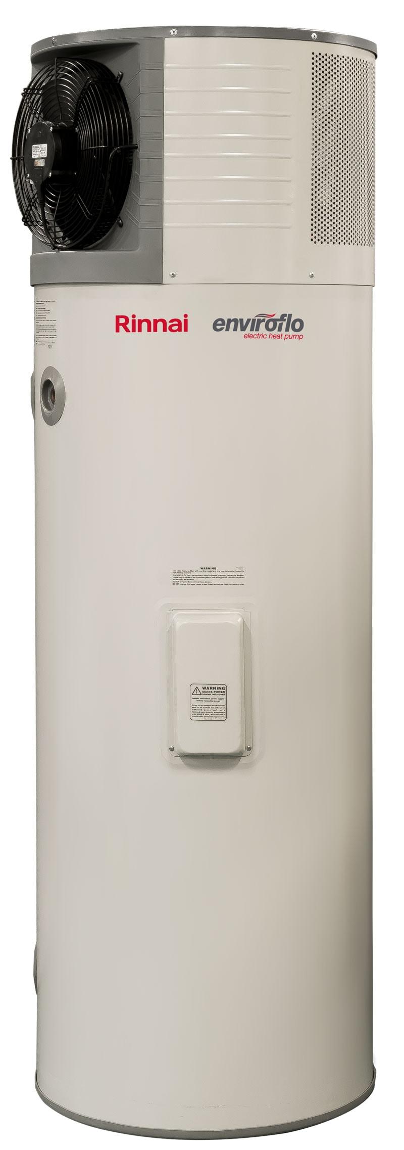 rinnai heat pump 315l Hot Water System