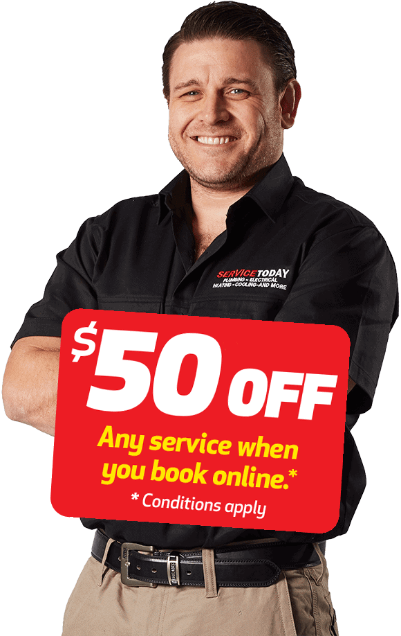 service today booking promotion